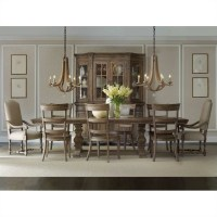 Hooker Furniture Sorella 13 Piece Rectangle Dining Table ...