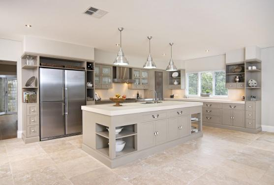 islands for the kitchen roll up cabinet doors island design ideas get inspired by photos of designing women