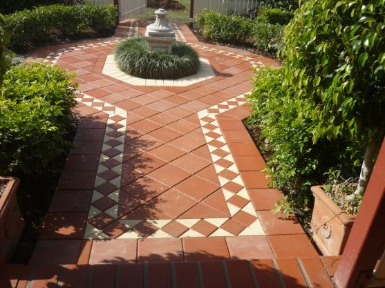 Garden Design Garden Design With Garden Flooring Ideas Block