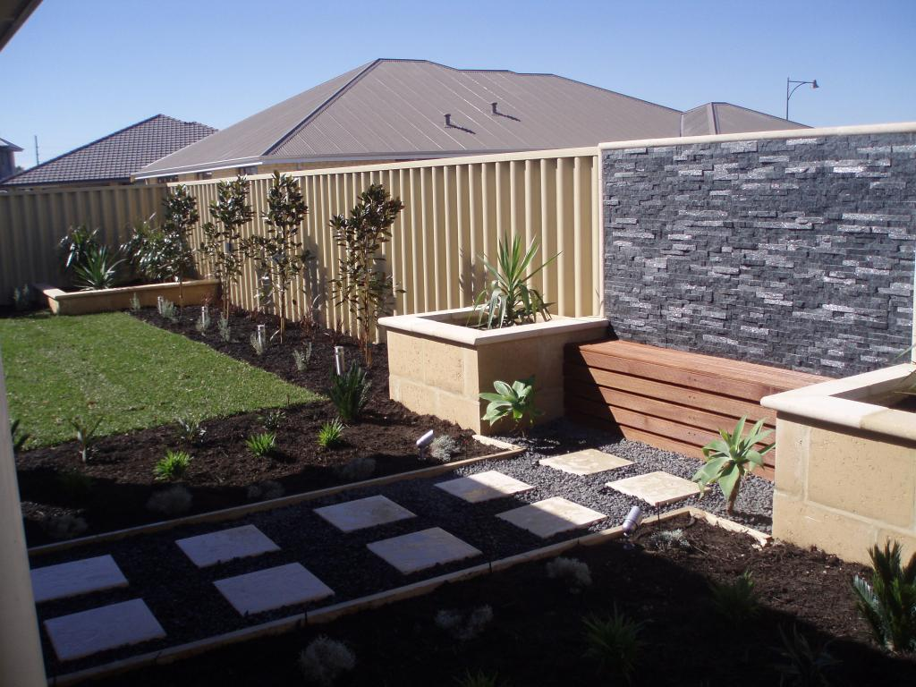 Style Ideas Gardens Water Features Contemporary Landscaping