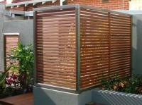 Outdoor Shower & Pool Screens - Galleries - Aliquantum