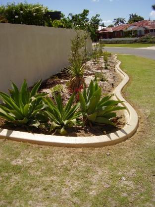 Karina Mehring's Inspiration Board Front Garden Bed Ideas