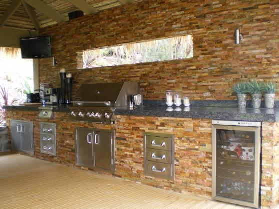 how much does an outdoor kitchen cost island stools for cabinets what you need to know hipages com au c the designer