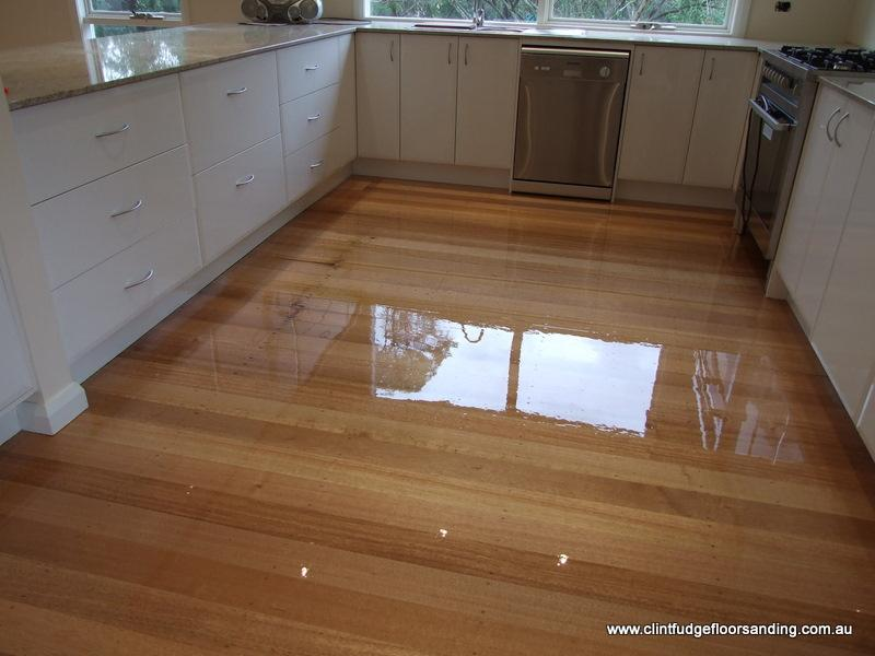 Timber Floors Inspiration  CLINT FUDGE FLOOR SANDING