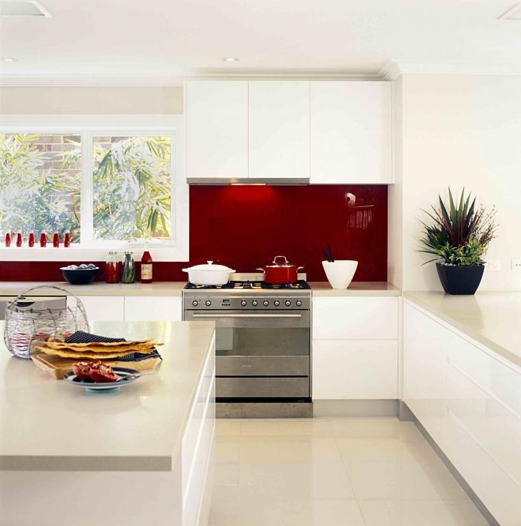 Splashback Ideas For White Kitchens Kitchen And Dining Area Design