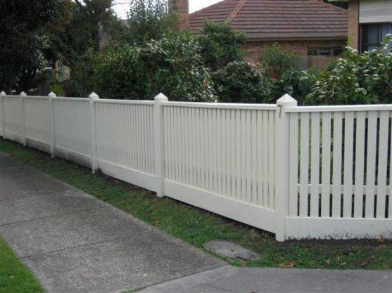 Picket Fencing Design Ideas