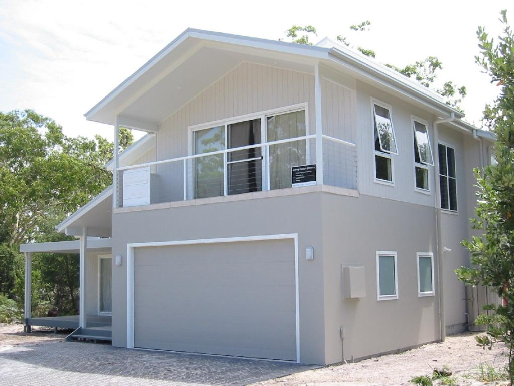 Modern House Paint Colors Exterior Philippines