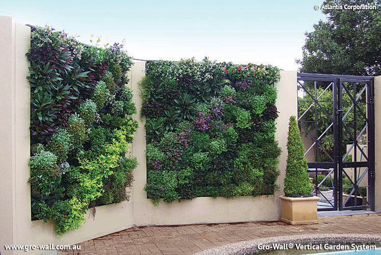 Vertical Gardens Inspiration Atlantis Corporation Australia Pty