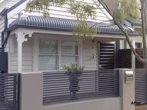 Traditional  Modern Bullnose Verandahs  South West Sydney New South Wales  Narellan Home