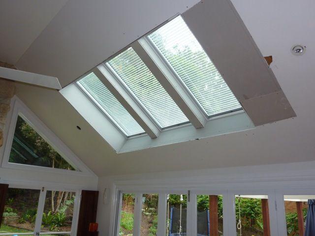 Raked Ceiling Skylight Examples  Galleries  Skylight Design