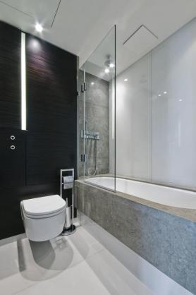 Image Result For Small Bathroom With Walk In Shower And Tub