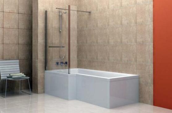 Bath Shower Combo Design Ideas
