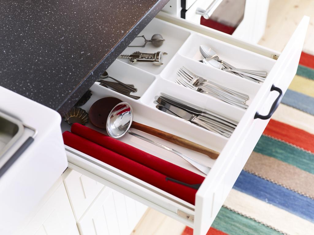 Kitchen Drawer Inserts Inspiration  IKEA  Australia
