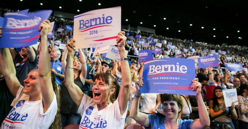 Bernie Sanders LA Rally