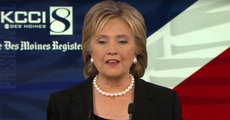 Hillary Clinton Russian Sub