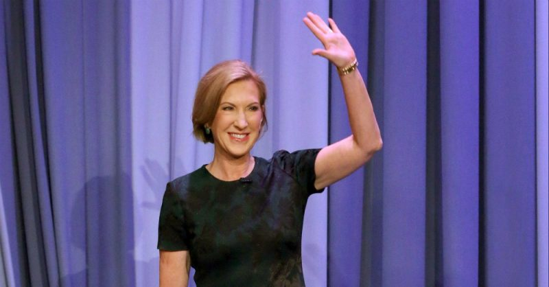 Carly Fiorina Iowa