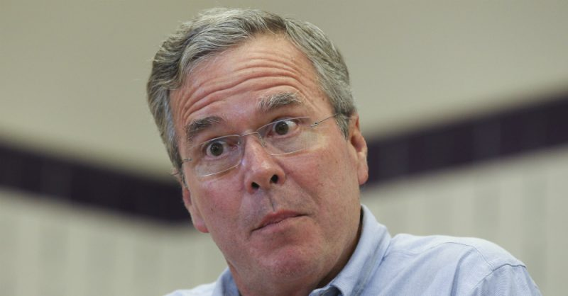 Jeb Bush Please Clap