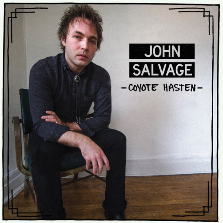 SALVAGE,JOHN Coyote Hasten on PopMarket