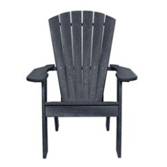 Rustic Outdoor Chairs Blood Draw Lodge And Patio Furniture Free Shipping Bellacor Handsome Casual Crafted From Recycled Plastic That Protects The Environment By Reducing Tree Harvesting Landfill Features