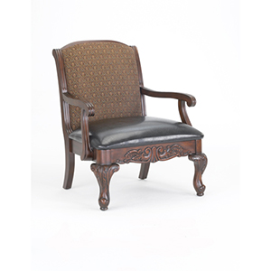 french provincial adele occasional chair director covers in stores east at main arcadia off white rattan 105 brown traditional elegant carved
