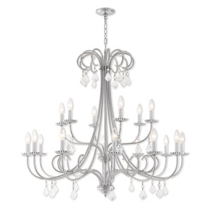 Crystorama Lighting Group Imperial Polished Chrome Clear