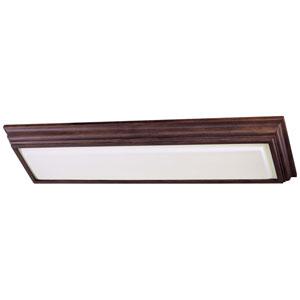 Shop Wood Trim Fluorescent Kitchen Light Bellacor