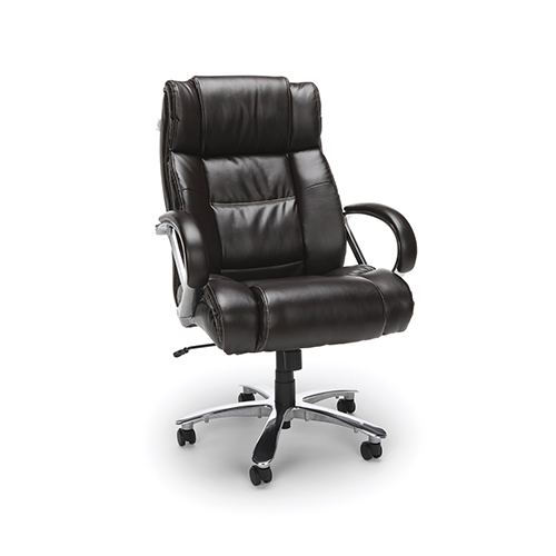 big and tall office chairs gaming chair reviews 2018 specialty free shipping bellacor brown avenger series executive high back