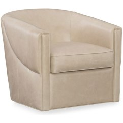 Swivel Club Chair With Ottoman Computer Chairs At Walmart Hooker Furniture Bonnie Cc509 Sw 081 Bellacor Item 2022084 Image