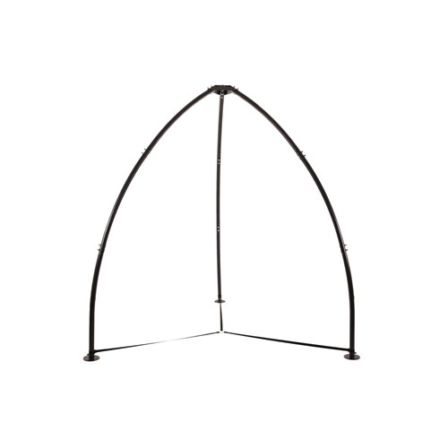 hanging chair stand how to make covers vivere tripod tpod bellacor