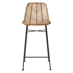 Stool Under Chair Expensive Dining Chairs Bar Stools Elegant Stylish Fun Bellacor Natural Rattan