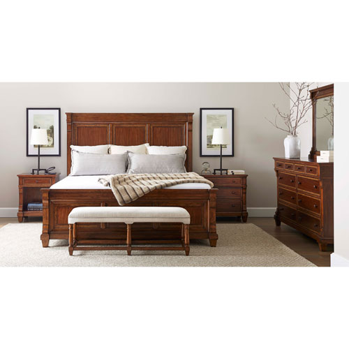 stanley old town barrister bed end bench 935 13 72 bellacor