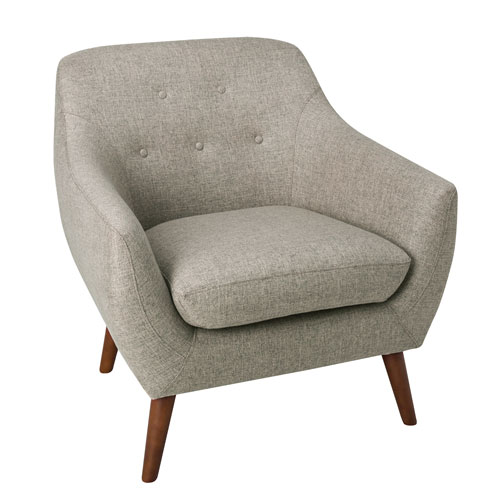 modern slipper chair wedding covers resale chairs accent free shipping bellacor uptown grey and walnut