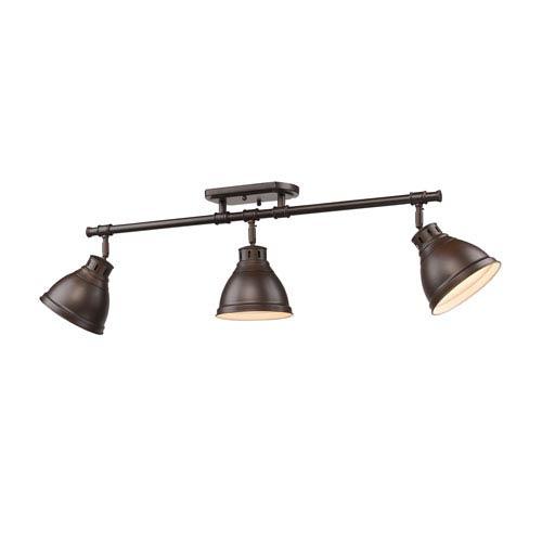 bronze oil rubbed track lighting