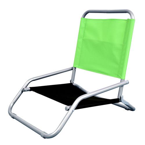 beach chair photo frame atlanta massage astella powder coated steel folding in lime green and black