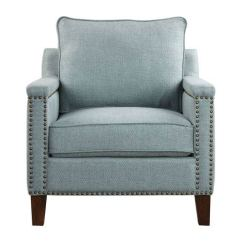Transitional Accent Chairs Hooker Office Uttermost Charlotta Sea Mist Chair 23381 Bellacor