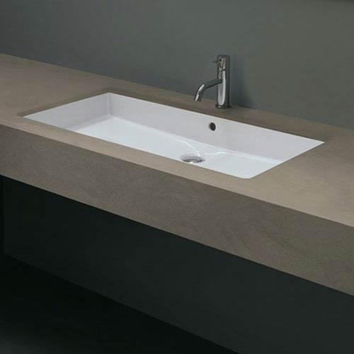 contemporary and modern bathroom sinks