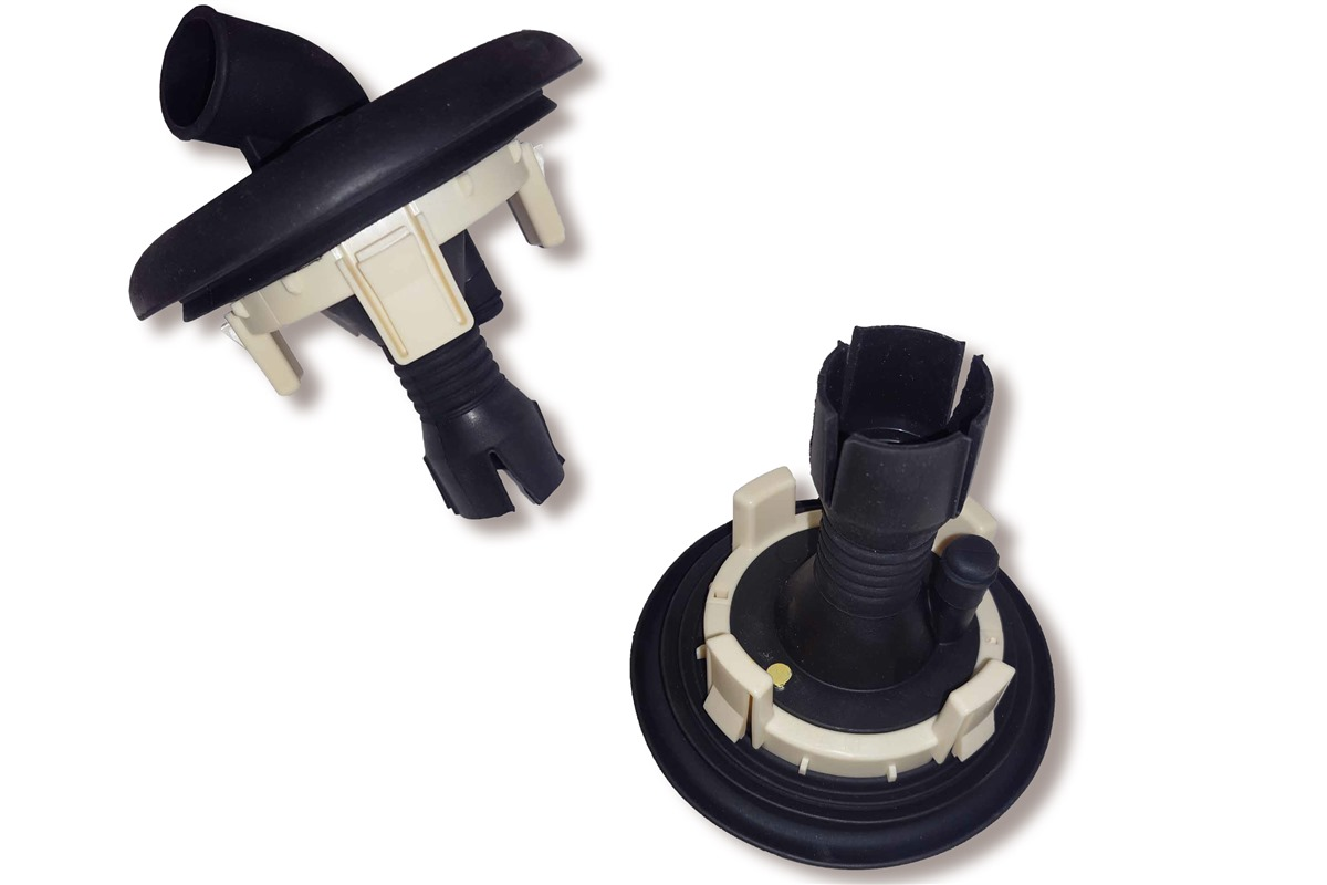 hight resolution of grommet retainer assembly