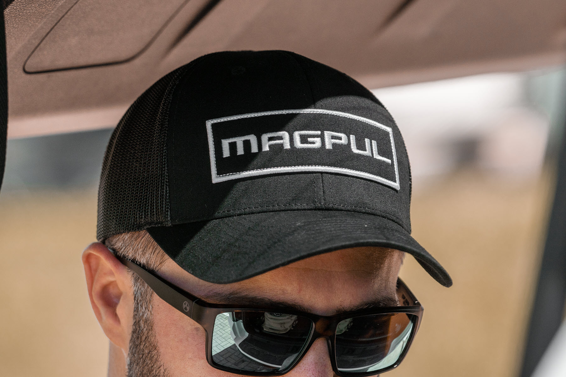 Magpul® Wordmark Patch Trucker