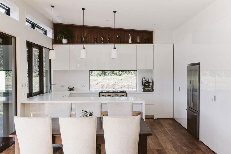 Small Kitchen Design Auckland