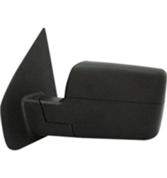2004 2005 2006 2007 2008 ford f150 pickup lh left driver side mirror power [ 1500 x 1500 Pixel ]