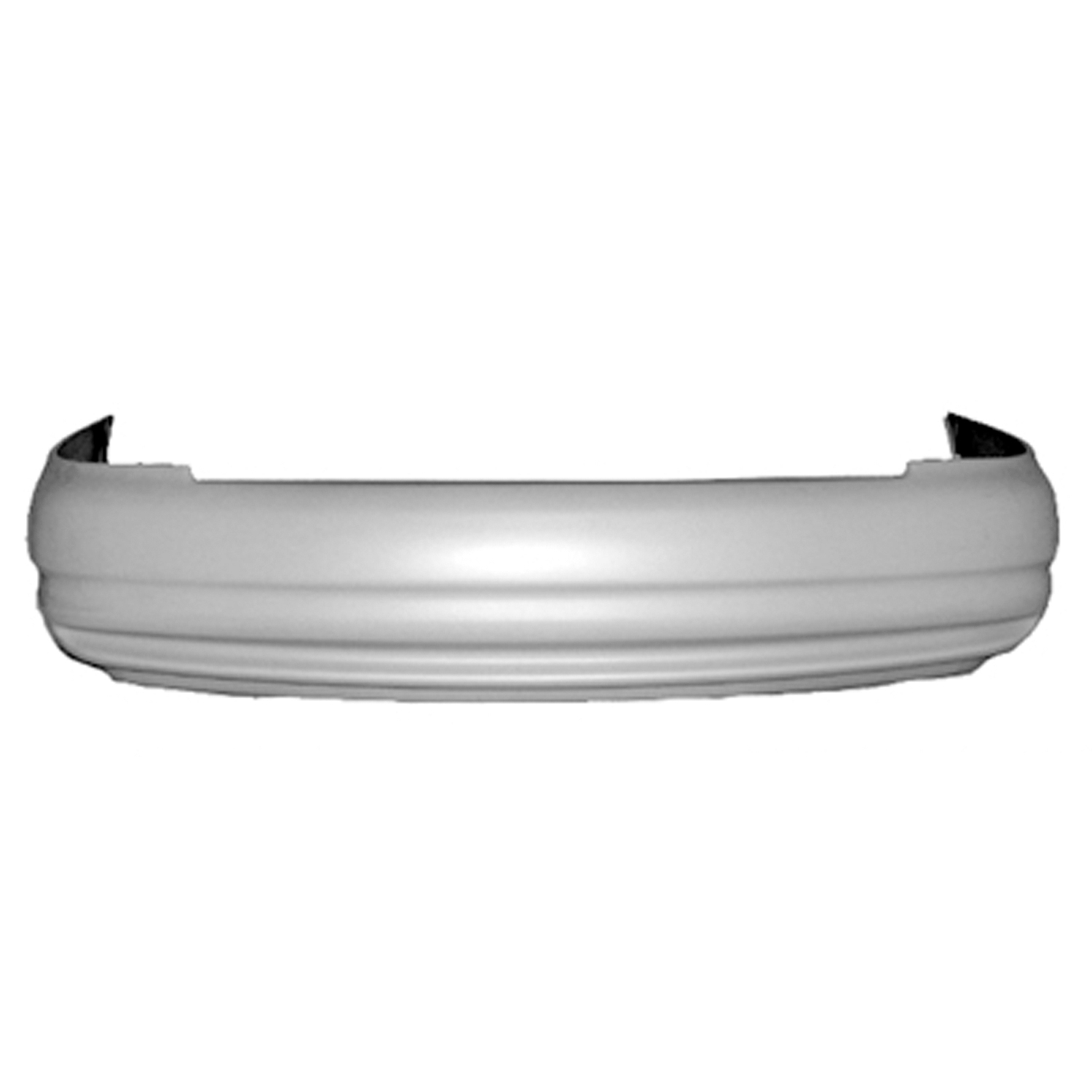 hight resolution of details about fo1100274 rear bumper cover for 98 00 ford contour mercury mystique