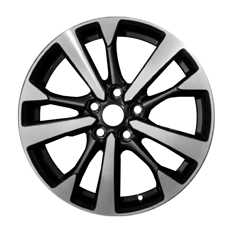 Oem 18 alloy wheel rim for 2016 nissan altima ebay aly97408u35 282166077243 1988 1997 nissan pickup draw 1988 1997 nissan pickup draw