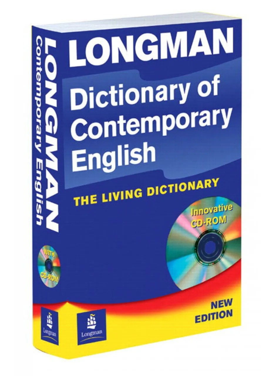 Longman Dictionary Of Contemporary English : longman, dictionary, contemporary, english, Longman, Dictionary, Contemporary, English, Academic, Professional, Books