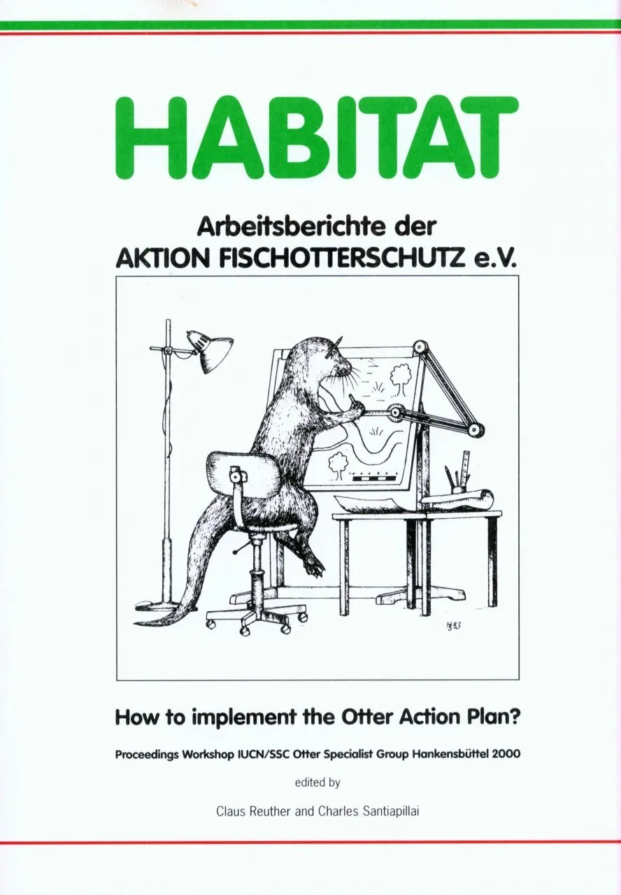 hight resolution of habitat 13 how to implement the otter action plan proceedings workshop iucn ssc otter specialist group hankensb ttel 2000