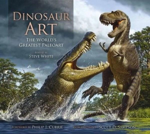 Steve White Dinosaur Art