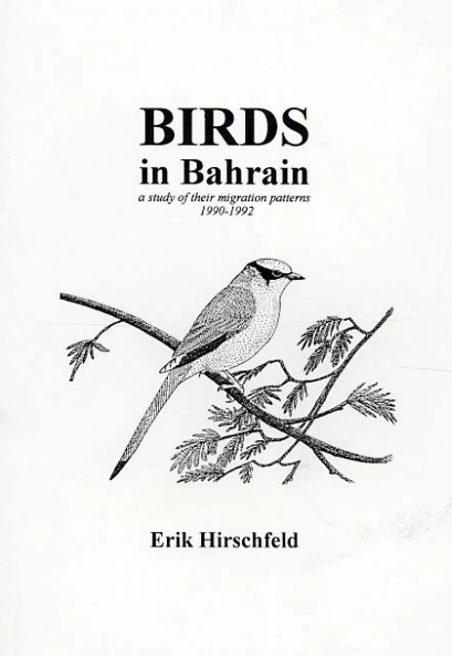 Birds in Bahrain: A Study of Their Migration Patterns 1990