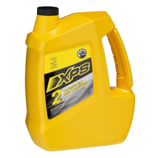 Ski-doo Xps 2-stroke Synthetic Oil - Maintenance