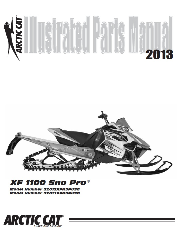 You are here: Home Sleds Digital Manuals 2013 XF Series