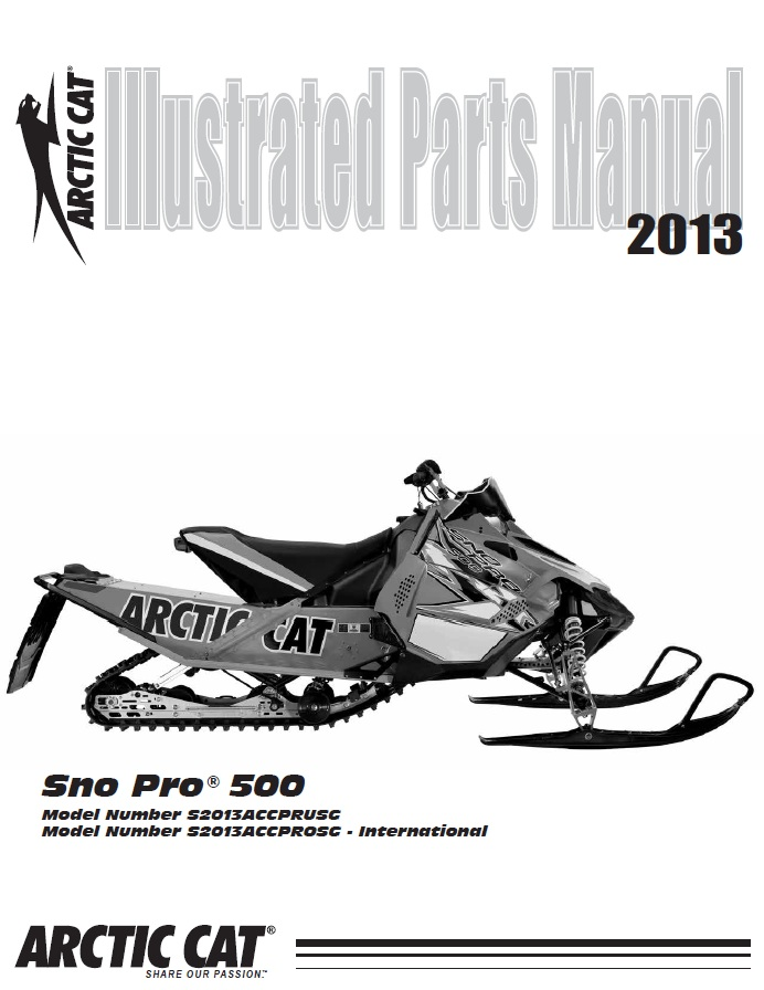 You are here: Home Sleds Digital Manuals 2013 Sno Pro 2013