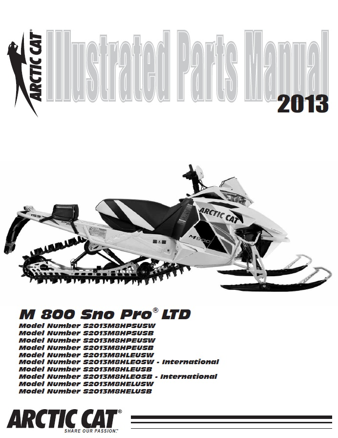 You are here: Home Sleds Digital Manuals 2013 M Series